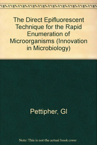 The Direct Epifluorescent Technique for the Rapid Enumeration of Micro-organisms (Innovation in ...