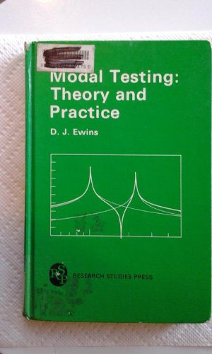 9780863800177: Modal Testing: Theory and Practice (Engineering Dynamics)