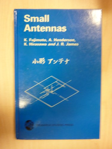 9780863800481: Small Antennas (Electronic and Electrical Engineering Research Studies: Antennas)