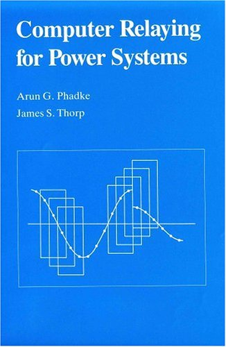 9780863800740: Computer Relaying for Power Systems (Electronic & electrical engineering research studies)