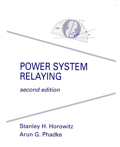 9780863801853: Power System Relaying (Electronic & Electrical Engineering Research Studies Power Sources Technology)