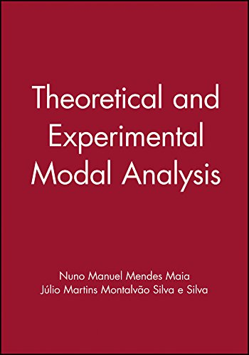 9780863802089: Theoretical and Experimental Modal Analysis