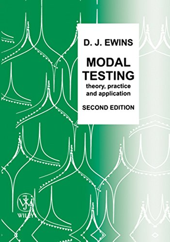 9780863802188: MODAL TESTING 2/E: Theory, Practice and Application (Mechanical Engineering Research Studies: Engineering Dynamics Series)