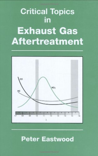 9780863802423: Critical Topics in Exhaust Gas Aftertreatment (Mechanical Engineering Research Studies, Engineering Design S.)