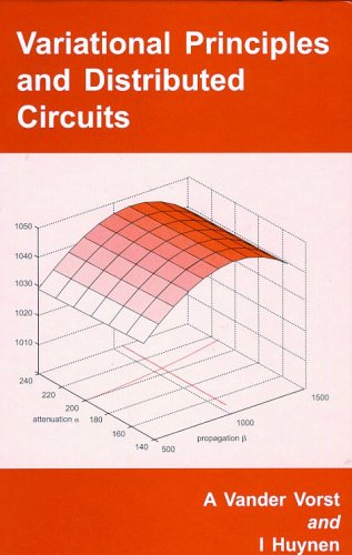 9780863802560: Variational Principles and Distributed Circuits (Optoelectronics and Microwaves Series)