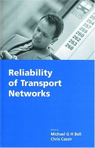 9780863802607: Reliability of Transport Network (Traffic Engineering Series)