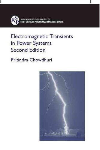 9780863802805: Electromagnetic Transients in Power Systems (High Voltage Power Transmission)