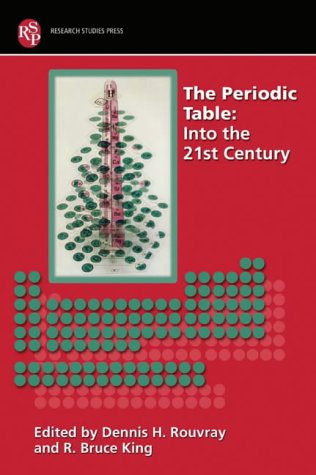 9780863802928: The Periodic Table: Into the 21st Century
