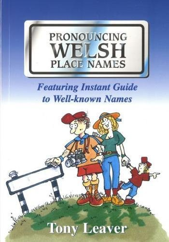 9780863814822: Pronouncing Welsh Place-names