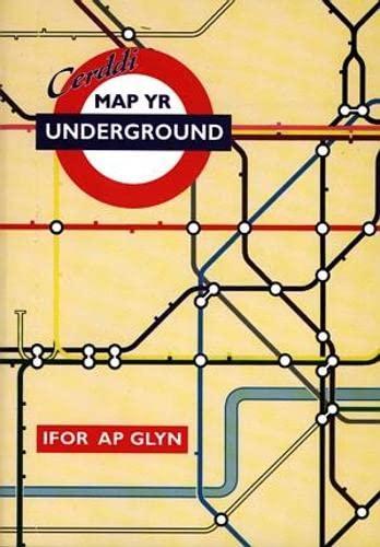 9780863817540: Cerddi Map yr Underground
