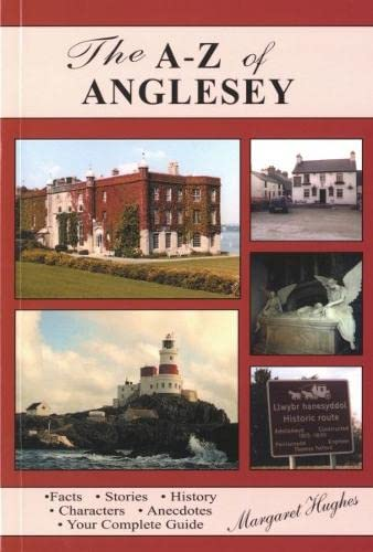 9780863819551: The A - Z of Anglesey