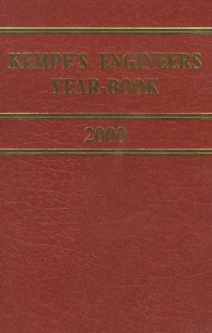 9780863824425: Kempe's Engineer's Year Book 2000