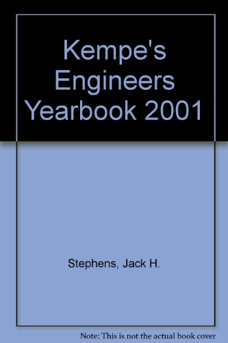 9780863824852: Kempe's Engineers Year Book 2001