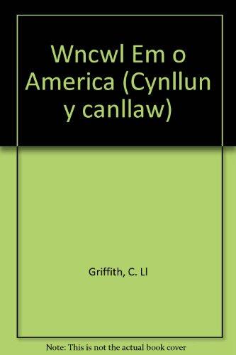9780863832024: Wncwl Em o America (Cynllun y canllaw)