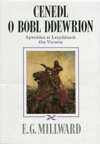 9780863836794: Cenedl o Bobl Ddewrion: Agweddau Ar Lenyddiaeth Oes Victoria