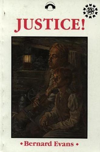 Justice!: Evans, Bernard