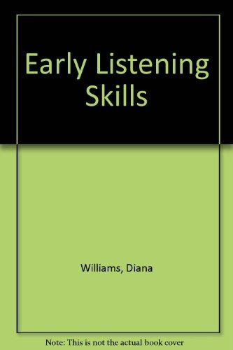 9780863882173: Early Listening Skills