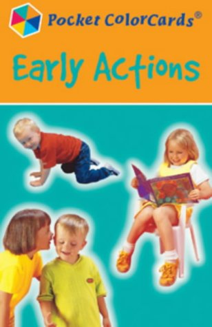 9780863882524: Early Actions (Pocket Colorcards)