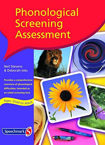 9780863882739: Phonological Screening Assessment: 1