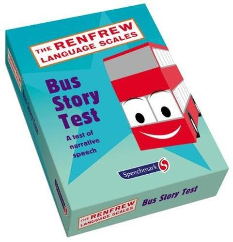 9780863883408: Bus Story Test (The Renfrew Language Scales)