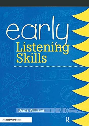 9780863883446: Early Listening Skills (Early Skills)