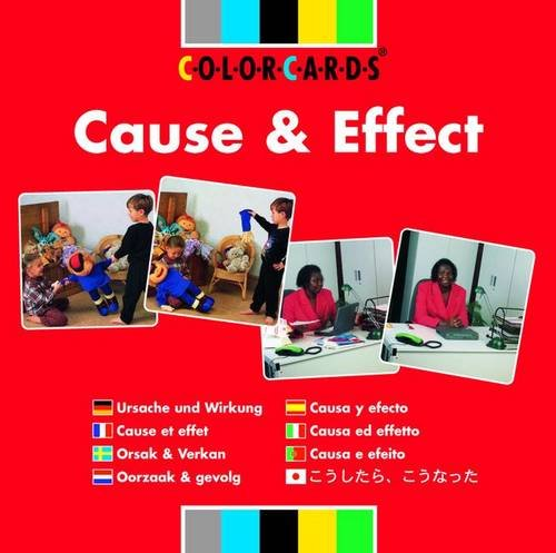 9780863883552: Cause and Effect (Sequencing ColorCards)