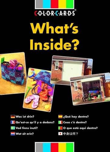 9780863883576: What's Inside? (Colorcards)