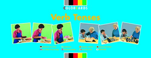 9780863883590: Verb Tenses (ColorCards)