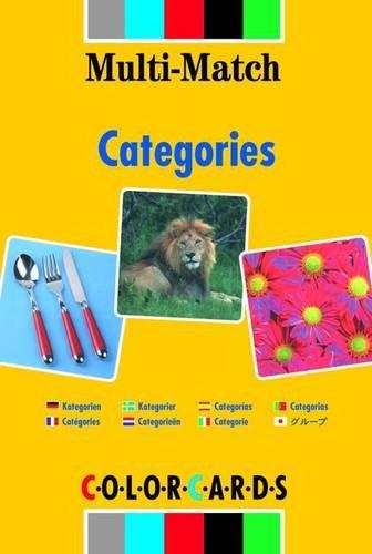 9780863883873: Categories: ColorCards Multi Match