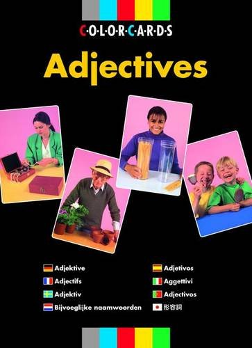 9780863883910: Adjectives: Colorcards
