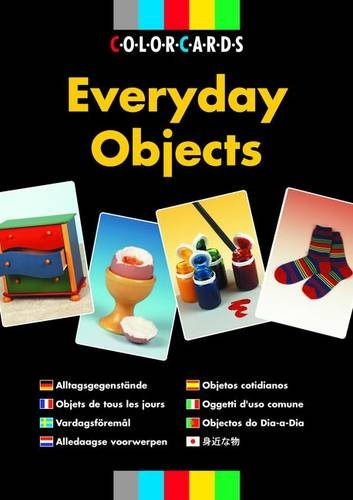 9780863884023: Everyday Objects: Colorcards