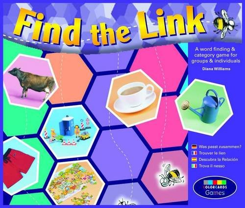 9780863884214: Find the Link (ColorCards Games)