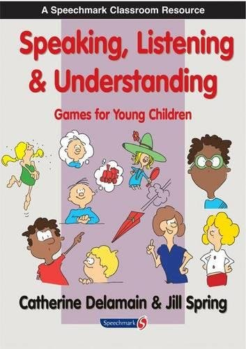 9780863884337: Speaking, Listening and Understanding: Games for Young Children