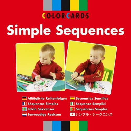 9780863884757: Simple Sequences (Sequencing ColorCards)