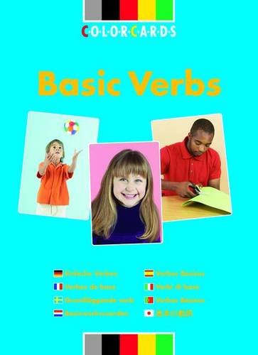 9780863884764: Basic Verbs: Colorcards: In Simple Settings