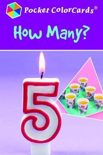 9780863884795: How Many? (Pocket colorcards)