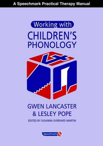 9780863884917: Working with Children's Phonology (Working With Series)