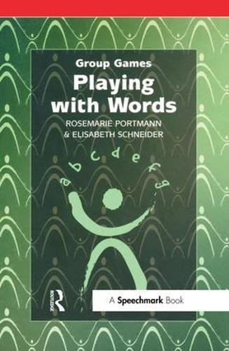 9780863885457: Playing with Words (Group Games)