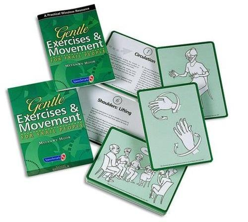 Gentle Exercises and Movement for Frail People: Myfanwy Hook