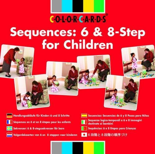 9780863885587: Sequences: Colorcards: 6 and 8- Step for Children