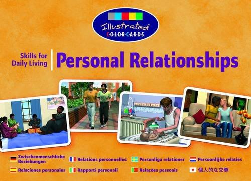 9780863885594: Personal Relationships (ColorCards Illustrated)