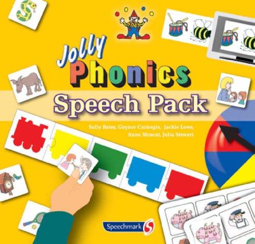 9780863886164: Jolly Phonics Speech Pack