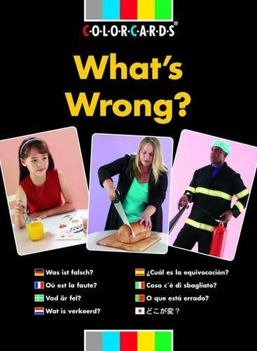 9780863886171: What's Wrong? (Colorcards)