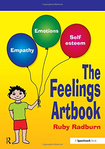 9780863886744: The Feelings Artbook: Promoting Emotional Literacy Through Drawing