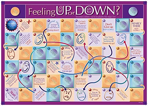 9780863887109: Feeling Up or Feeling Down Game Secondary