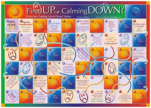 9780863887116: Fired Up or Calming Down Game Primary