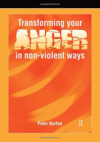 Transforming Your Anger in Non-Violent Ways: Peter Burton