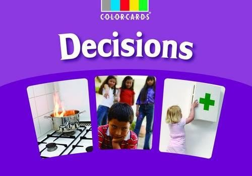 9780863887642: Decisions (Colorcards)