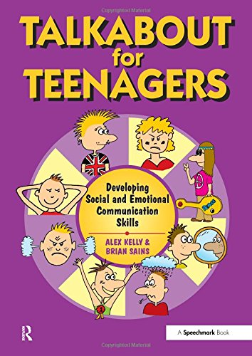 9780863887826: Talkabout for Teenagers: Developing Social and Emotional Communication Skills