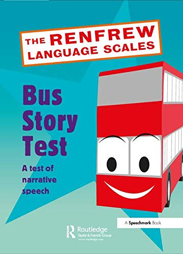9780863888083: Bus Story Test. Revised Edition (The Renfrew Language Scales)